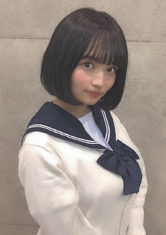 矢作萌夏の着衣巨乳画像3
