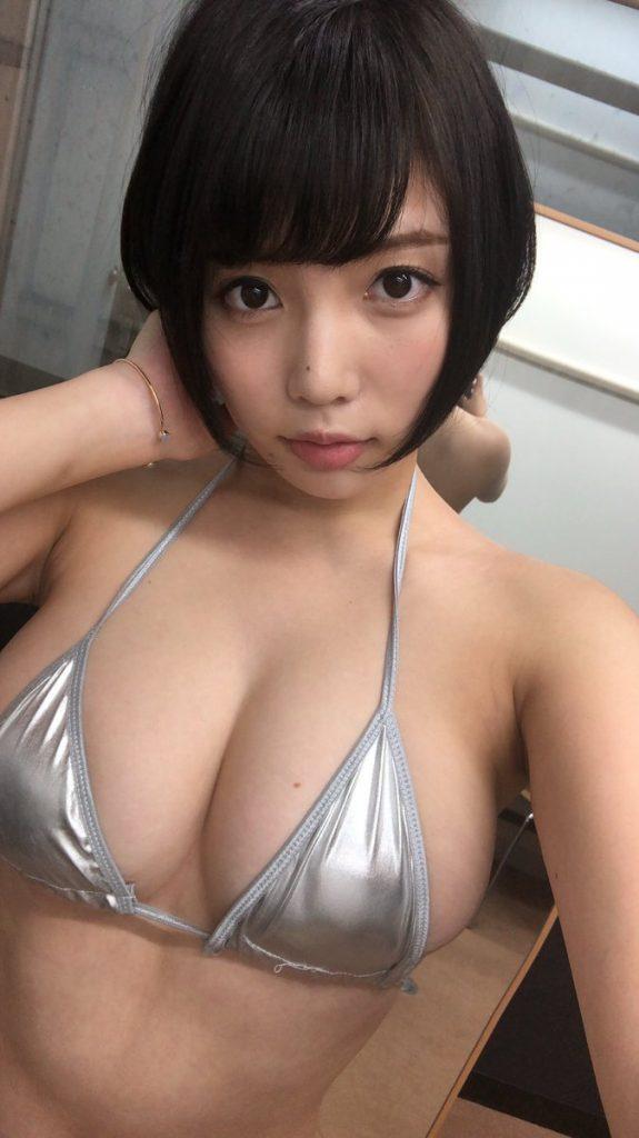 安位薫の自撮り画像10
