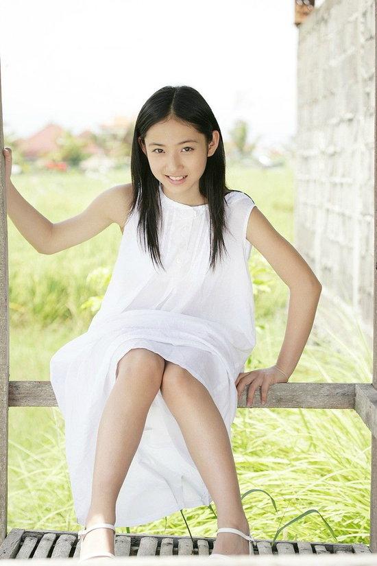 中学生時代の紗綾1