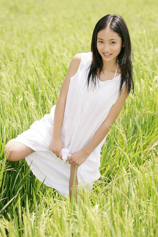 中学生時代の紗綾3